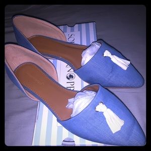 Used just once Womens Flats